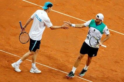 Andreas-Seppi-e-Simone-Bolelli-Coppa-Davis-2016-Italia-Svizzera