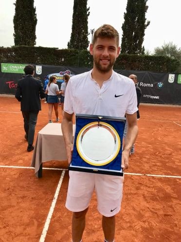 Filip Krajinovic trofeo